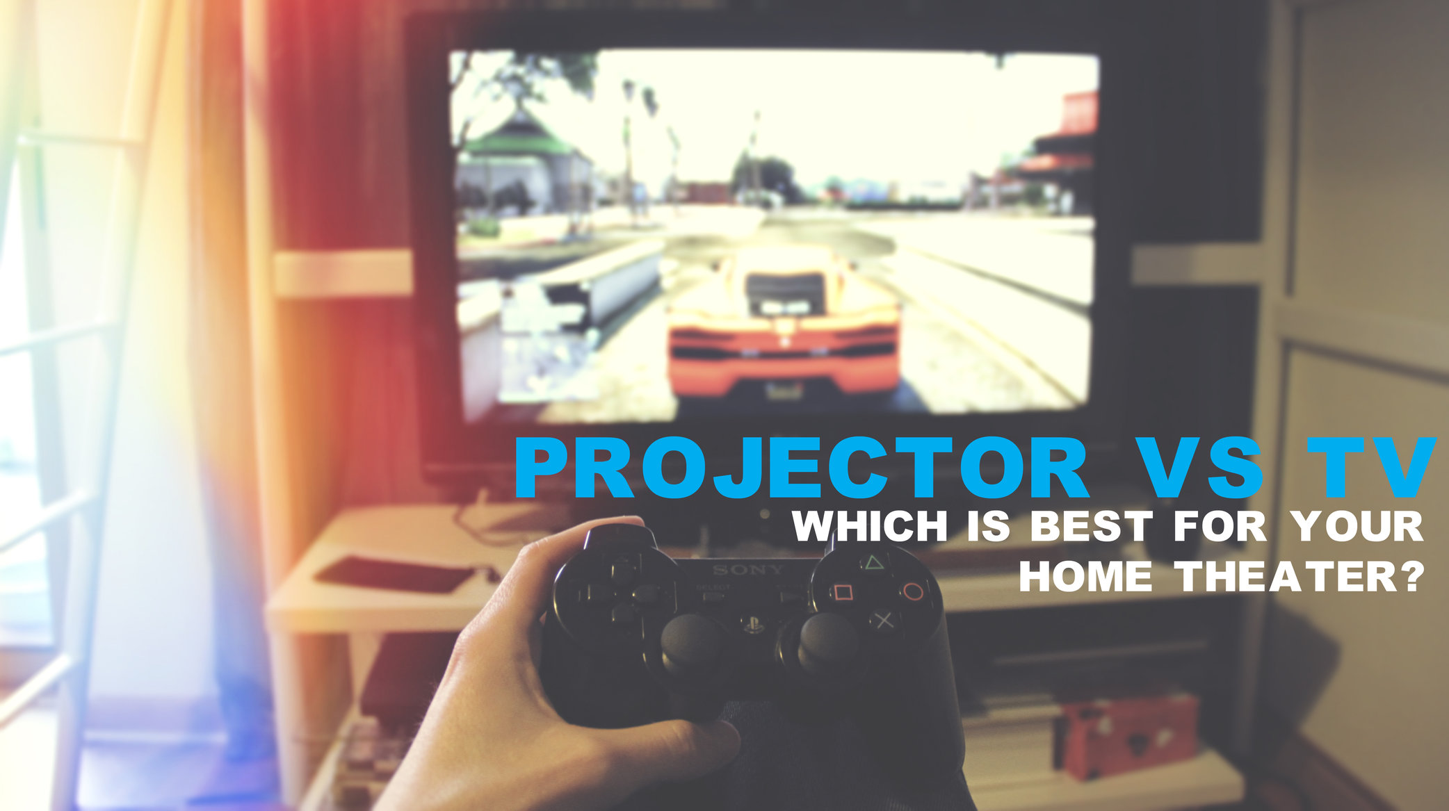 Comparing Digital Projector to HDTV for your Home Theater
