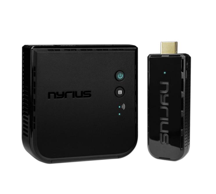 Streaming Comparison - Nyrius, Roku, Chromecast, Apple TV